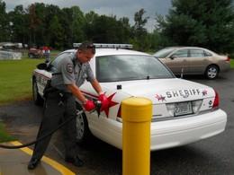 Quand l'argent de la drogue rend les véhicules de police plus écologiques