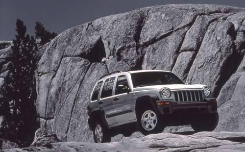 Cherokee Wild Dream : pour un tout-terrain riche en équipement