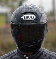 Essai Shoei X-Spirit II: un casque revu en profondeur.