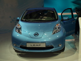 Mondial 2010 : Nissan Leaf, 30 000 €