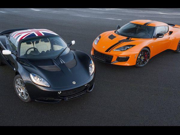 Lotus Exclusive : un service de personnalisation pour les sportives anglaises