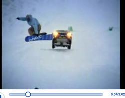 Vidéo Ken Block débloque : Subaru Impreza tricks