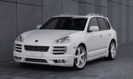 Porsche Cayenne Diesel par Techart : use with caution