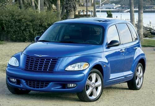 Chrysler PT Cruiser GT : objectif haut de gamme