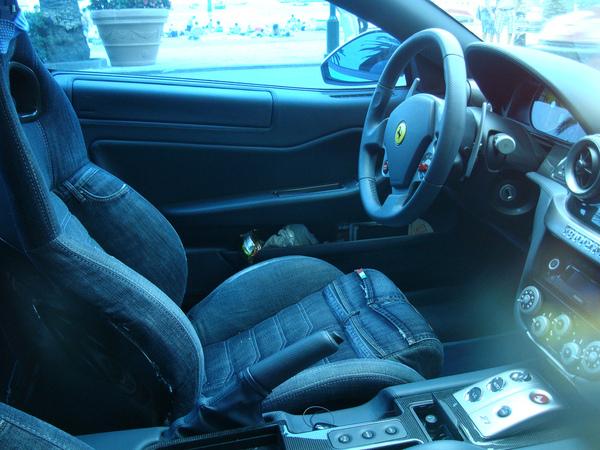 """La Ferrari 599 GTB """"Junior"""" de Lapo Elkann"""