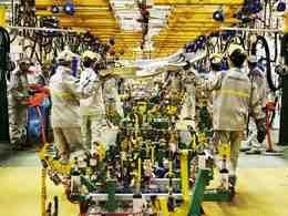 Renault : 7500 emplois en moins en France d'ici 2016