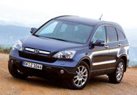 Honda CR-V Elegance Pack : pour le rendre encore plus séduisant!!!