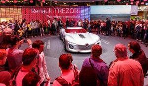 Mondial de Paris 2018 - Petit programme pour Renault, Dacia et Alpine