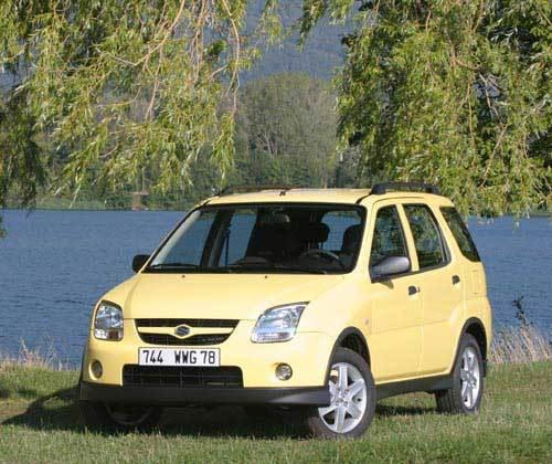 Suzuki Ignis : la nouvelle génération débarque