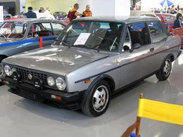 Réponse du quizz du 12 août: C'était la Fiat 131 Volumetrico Abarth.