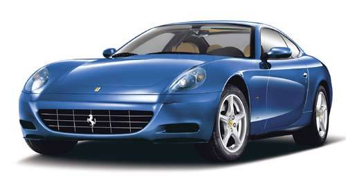 Ferrari 612 Scaglietti : la nouvelle 2+2 de Maranello