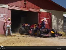 La Formule 1 de retour aux Etats-Unis : Red Bull fait le premier tour de circuit... en construction
