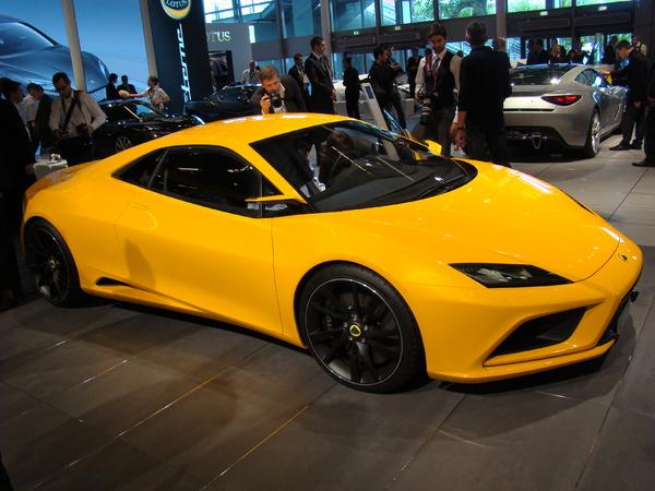 Mondial de Paris 2010 : nouvel élan pour la Lotus Elan