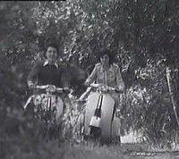 Vidéo moto : la vintage Vespa