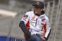 MotoGP Tests Honda Jerez : Márquez se déboîte l'épaule