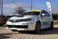 Monte-Carlo: 1ère apparition de la Subaru Impreza N14!