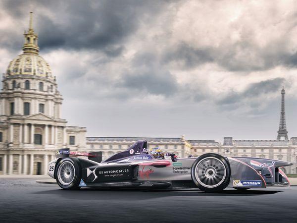 Formule E: tout savoir sur la course de Paris