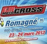 MX France - Elite : Profitez d'un tarif préférentiel pour l'épreuve de  Romagné des 23 & 24 mars