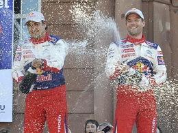 WRC-Rallye de France: Loeb est l'égal de Schumi.