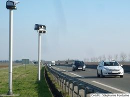 Radars : les excès de moins de 10 km/h, c'est 70 voire 80% des PV !