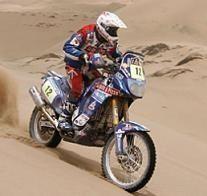 Dakar 2010 : 6ème étape, David Frétigné à 2 heures de Despres
