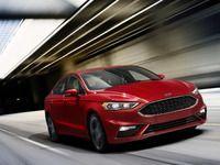 Salon de Detroit : Ford met 325 ch dans la Fusion pour son restylage