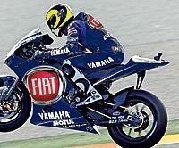 Moto GP: Yamaha-Fiat: Publication des bans demain, Jeudi
