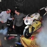 Superbike - Ducati: Sylvain Guintoli a découvert sa nouvelle moto
