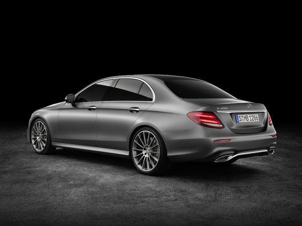 Mercedes Classe E, Classe C et Classe S: copies conformes !
