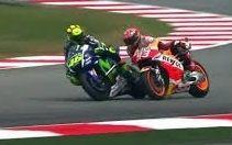 MotoGP : Rossi taille encore Marquez