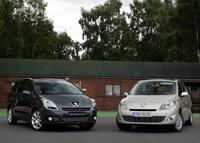 Premier duel entre le Peugeot 5008 et le Renault Grand Scénic