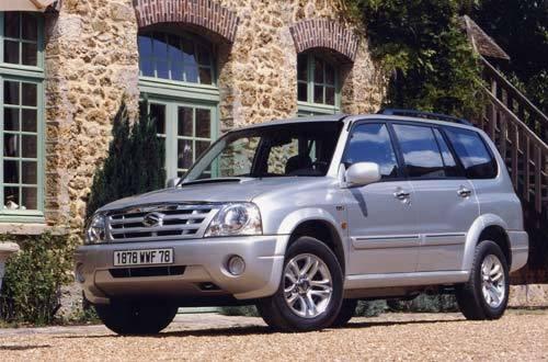 Suzuki renouvelle son Grand Vitara XL