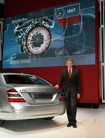 Salon de Francfort : Mercedes présente son programme écolo