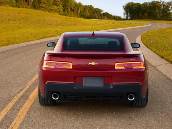 Future Chevrolet Camaro : présentation début 2015 ?