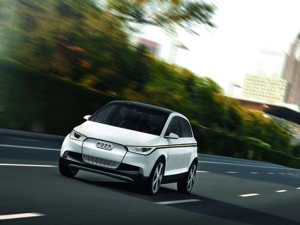 Audi : une mini-citadine placée sous l'A1 au programme