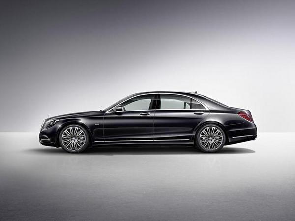 Future Mercedes S600 Maybach: présentée en novembre, en Chine