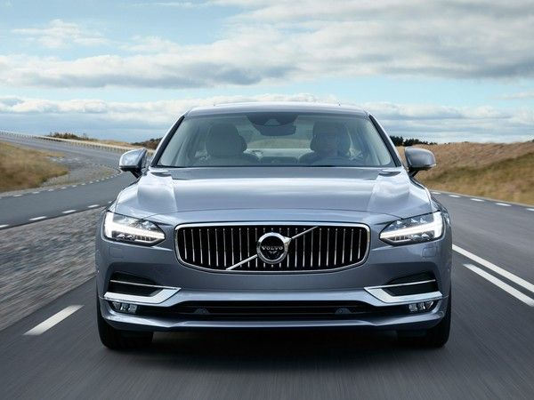 Nouvelle Volvo S90 : à partir de 41 700 €
