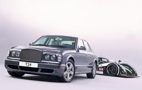 Bentley Arnage T-24 Mulliner : pour fêter le Mans