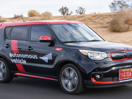 Pour Kia la voiture autonome c'est pour 2030