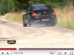 """BMW M6 G-Power 800ch : laissez l'antipatinage sur """"on"""""""