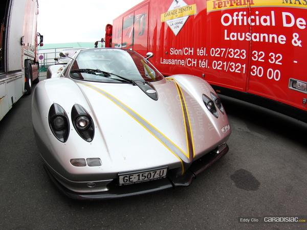 Photos du jour : Pagani Zonda C12S (Sport et Collection)