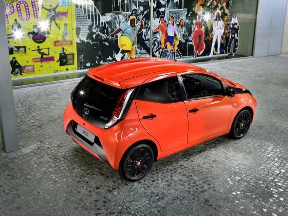 Nouvelle Toyota Aygo: la production démarre