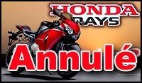 Honda : annulation des Honda Days et perspectives 2009