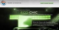 Fisker Coachbuilding : une coentreprise avec Quantum Technologies pour des véhicules éco-chic