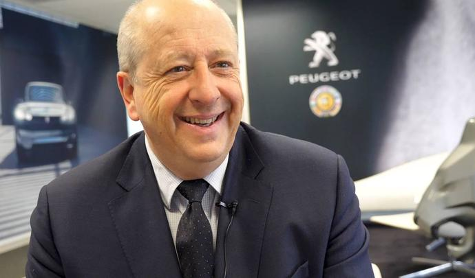 """Interview vidéo exclusive - Jean-Philippe Imparato (Peugeot): """"Tesla et Porsche? Même pas peur!"""""""