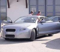 Audi A5: première prise