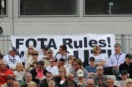 F1 : la FOTA va consulter les fans pour changer les règles