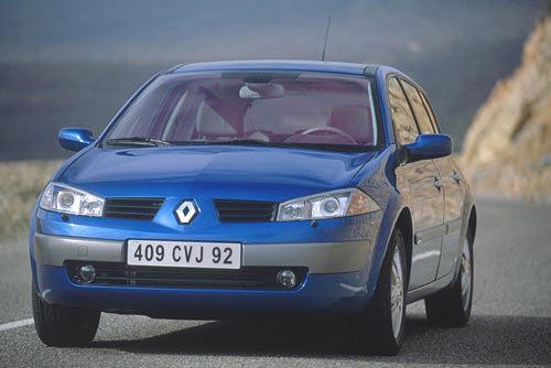 Renault complète l'offre diesel sur Mégane