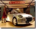 Daihatsu Copen : elle débarque en Europe