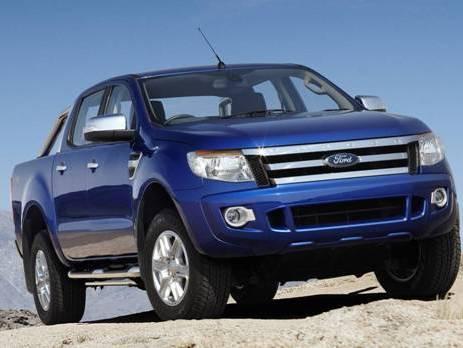 Ford Ranger: une nouvelle version au catalogue français